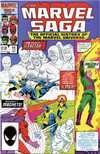 Marvel Saga #11 comic books - cover scans photos Marvel Saga #11 comic books - covers, picture gallery