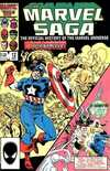 Marvel Saga #12 comic books - cover scans photos Marvel Saga #12 comic books - covers, picture gallery