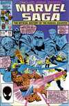 Marvel Saga #14 comic books for sale