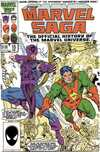 Marvel Saga #15 comic books - cover scans photos Marvel Saga #15 comic books - covers, picture gallery