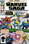 Marvel Saga #16 comic books - cover scans photos Marvel Saga #16 comic books - covers, picture gallery
