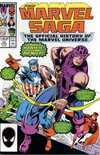 Marvel Saga #19 comic books - cover scans photos Marvel Saga #19 comic books - covers, picture gallery