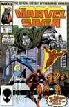 Marvel Saga #20 comic books - cover scans photos Marvel Saga #20 comic books - covers, picture gallery
