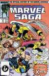 Marvel Saga #21 comic books - cover scans photos Marvel Saga #21 comic books - covers, picture gallery