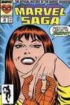 Marvel Saga #22 comic books - cover scans photos Marvel Saga #22 comic books - covers, picture gallery