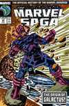 Marvel Saga #24 comic books - cover scans photos Marvel Saga #24 comic books - covers, picture gallery