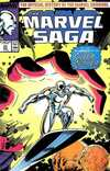 Marvel Saga #25 comic books for sale