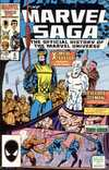 Marvel Saga #6 comic books - cover scans photos Marvel Saga #6 comic books - covers, picture gallery