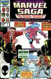 Marvel Saga #7 comic books - cover scans photos Marvel Saga #7 comic books - covers, picture gallery