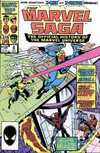 Marvel Saga #8 comic books - cover scans photos Marvel Saga #8 comic books - covers, picture gallery