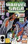 Marvel Saga #9 comic books - cover scans photos Marvel Saga #9 comic books - covers, picture gallery