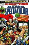 Marvel Spectacular Comic Books. Marvel Spectacular Comics.