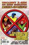 Marvel Spotlight: Uncanny X-Men 500 Issues Celebration #1 comic books for sale
