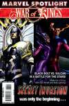 Marvel Spotlight: War of Kings #1 comic books for sale
