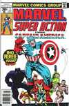 Marvel Super Action comic books