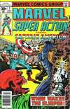 Marvel Super Action #2 comic books - cover scans photos Marvel Super Action #2 comic books - covers, picture gallery