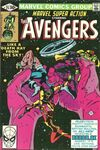 Marvel Super Action #25 comic books - cover scans photos Marvel Super Action #25 comic books - covers, picture gallery