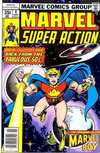 Marvel Super Action #4 Comic Books - Covers, Scans, Photos  in Marvel Super Action Comic Books - Covers, Scans, Gallery