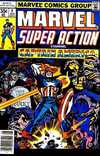 Marvel Super Action #9 comic books for sale