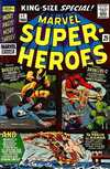 Marvel Super Heroes #1 comic books - cover scans photos Marvel Super Heroes #1 comic books - covers, picture gallery