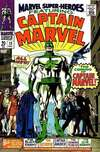 Marvel Super-Heroes comic books
