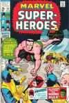 Marvel Super-Heroes #25 comic books - cover scans photos Marvel Super-Heroes #25 comic books - covers, picture gallery