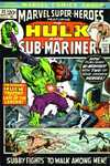 Marvel Super-Heroes #32 comic books - cover scans photos Marvel Super-Heroes #32 comic books - covers, picture gallery