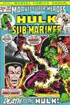 Marvel Super-Heroes #33 comic books - cover scans photos Marvel Super-Heroes #33 comic books - covers, picture gallery
