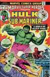 Marvel Super-Heroes #50 comic books for sale