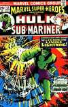 Marvel Super-Heroes #52 comic books - cover scans photos Marvel Super-Heroes #52 comic books - covers, picture gallery