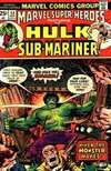 Marvel Super-Heroes #54 comic books - cover scans photos Marvel Super-Heroes #54 comic books - covers, picture gallery
