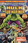 Marvel Super-Heroes #55 comic books - cover scans photos Marvel Super-Heroes #55 comic books - covers, picture gallery