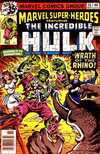 Marvel Super-Heroes #76 comic books for sale