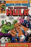 Marvel Super-Heroes #96 comic books for sale
