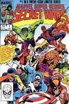 Marvel Super-Heroes Secret Wars #1 comic books - cover scans photos Marvel Super-Heroes Secret Wars #1 comic books - covers, picture gallery