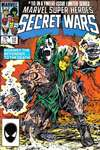 Marvel Super-Heroes Secret Wars #10 comic books - cover scans photos Marvel Super-Heroes Secret Wars #10 comic books - covers, picture gallery