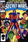 Marvel Super-Heroes Secret Wars #2 comic books - cover scans photos Marvel Super-Heroes Secret Wars #2 comic books - covers, picture gallery