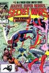 Marvel Super-Heroes Secret Wars #3 comic books - cover scans photos Marvel Super-Heroes Secret Wars #3 comic books - covers, picture gallery