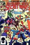 Marvel Super-Heroes Secret Wars #5 comic books - cover scans photos Marvel Super-Heroes Secret Wars #5 comic books - covers, picture gallery