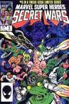 Marvel Super-Heroes Secret Wars #6 comic books - cover scans photos Marvel Super-Heroes Secret Wars #6 comic books - covers, picture gallery