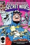 Marvel Super-Heroes Secret Wars #7 comic books for sale