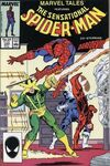 Marvel Tales #199 comic books - cover scans photos Marvel Tales #199 comic books - covers, picture gallery