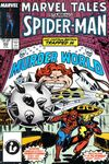 Marvel Tales #202 comic books - cover scans photos Marvel Tales #202 comic books - covers, picture gallery