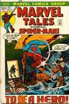 Marvel Tales #37 comic books - cover scans photos Marvel Tales #37 comic books - covers, picture gallery