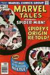 Marvel Tales #75 comic books - cover scans photos Marvel Tales #75 comic books - covers, picture gallery