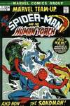 Marvel Team-Up Comic Books. Marvel Team-Up Comics.