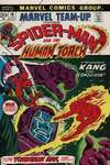 Marvel Team-Up #10 comic books - cover scans photos Marvel Team-Up #10 comic books - covers, picture gallery