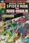 Marvel Team-Up #107 Comic Books - Covers, Scans, Photos  in Marvel Team-Up Comic Books - Covers, Scans, Gallery