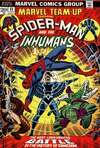 Marvel Team-Up #11 Comic Books - Covers, Scans, Photos  in Marvel Team-Up Comic Books - Covers, Scans, Gallery