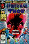 Marvel Team-Up #115 comic books - cover scans photos Marvel Team-Up #115 comic books - covers, picture gallery